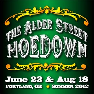 Alder Street Hoedown
