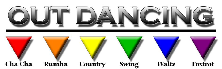 Out Dancing Logo