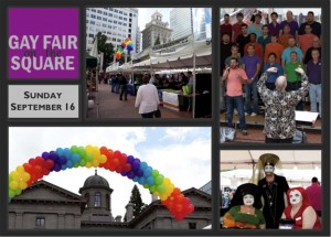 Gay Fair On The Square