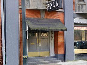 PPAA Exterior